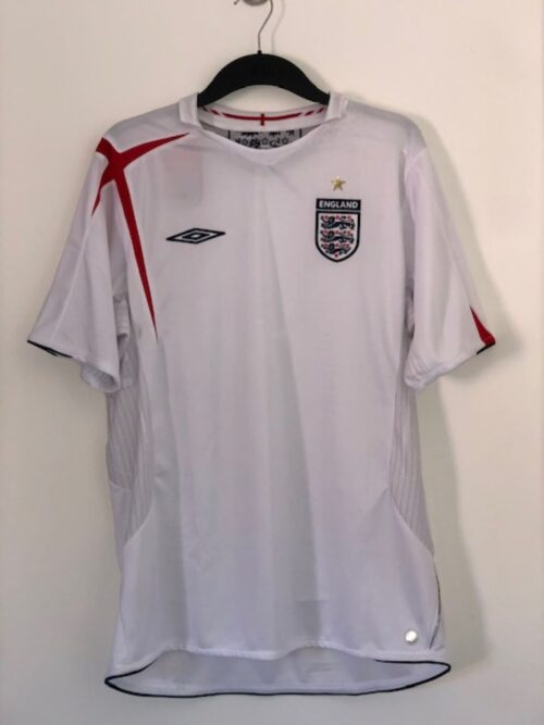 England Home Shirt 2005 - 2007 (NWT)