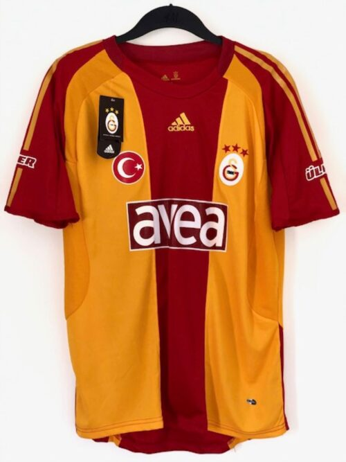 Galatasaray 2008 -2009 Home Shirt (BNWT)