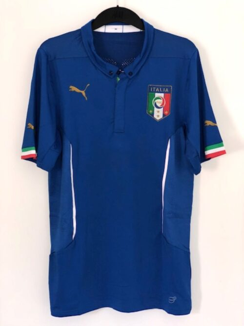 Italy 2014 World Cup Home Shirt (NWT)