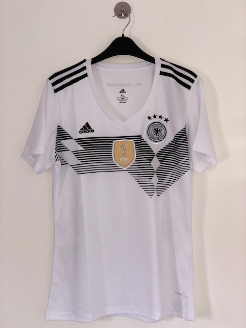 Germany 2018 - 2019 None Genuine Childs Home Shirt