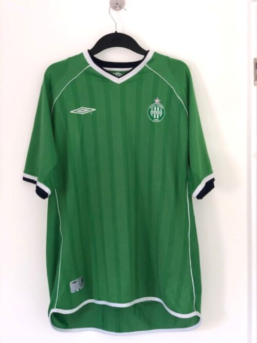 St Etienne 2002 - 2003 Home Shirt