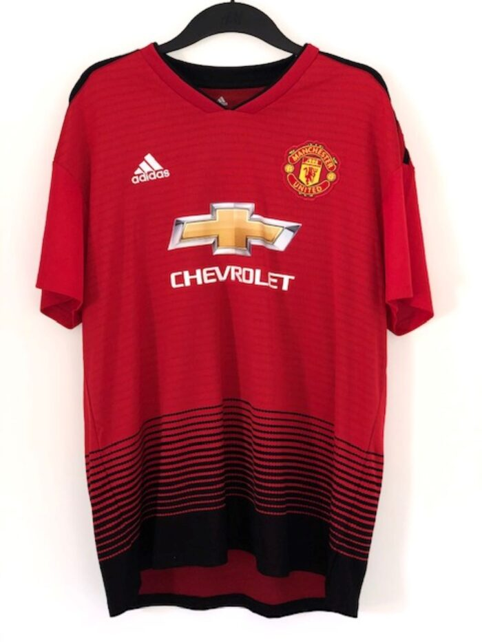 Manchester United 2018 - 2019 Home Shirt