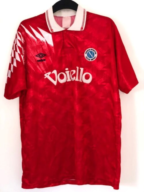 Napoli 1991-1993 Third Shirt