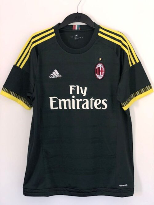 AC Milan 2015 - 2016 Third Shirt NWT