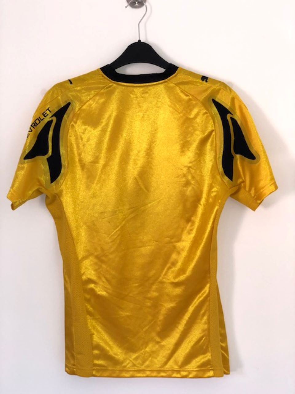 AEK Athens 2007 - 2008 Home Shirt