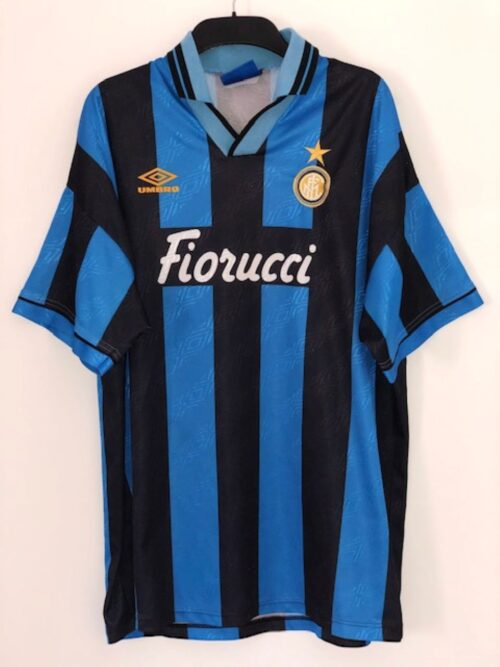 Inter Milan 1994 -1995 Home Shirt