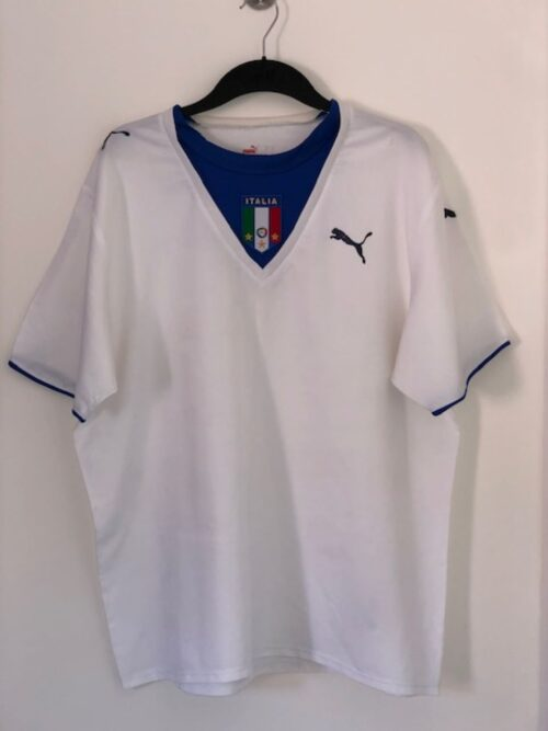 Italy 2006 World Cup Away Shirt