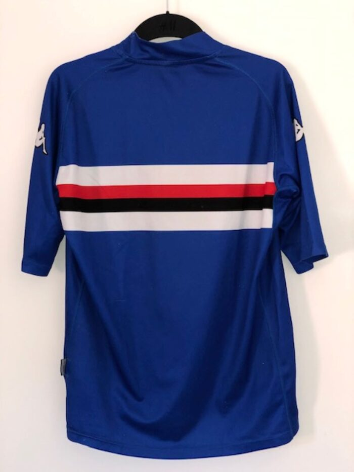 Sampdoria 2004 - 2005 Home Shirt