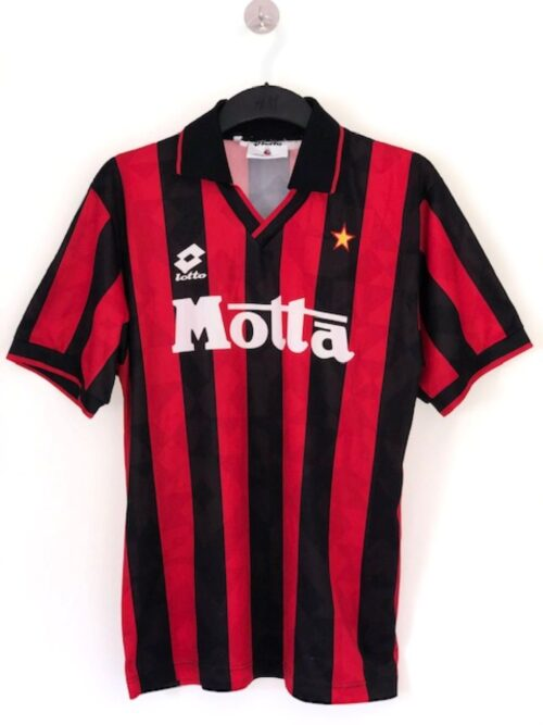 AC Milan 1993 - 1994 Home Shirt