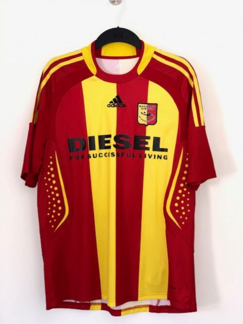 Bassano Virtus 2008 - 2009 Home Shirt