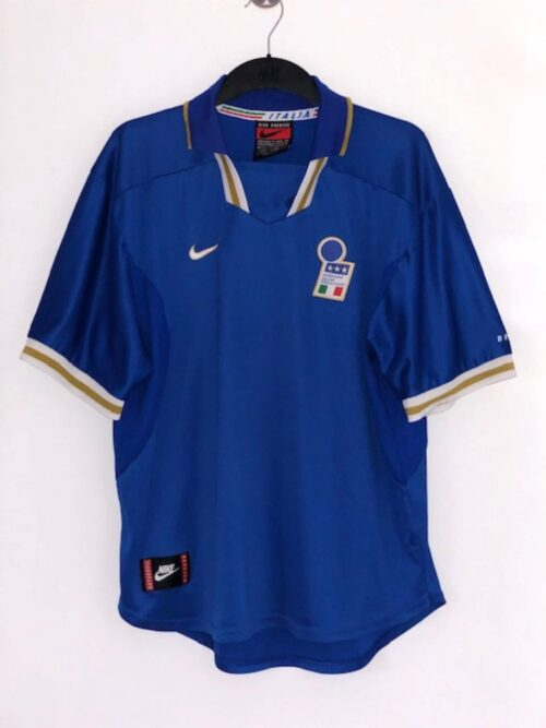 Italy 1996 - 1997 Home Shirt