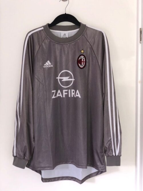 AC Milan 2002 - 2003 Away Shirt