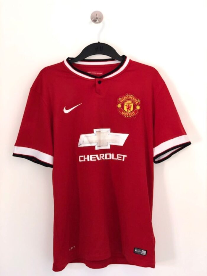 Manchester United 2014-2015 Home Shirt