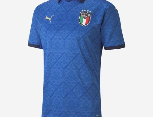 Italy 2020 /21 Home kit from Puma launched this week!