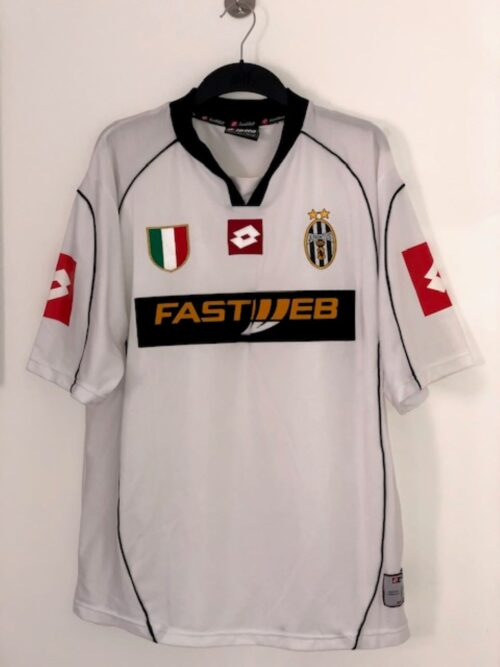 Juventus 2002 - 2003 Away Shirt