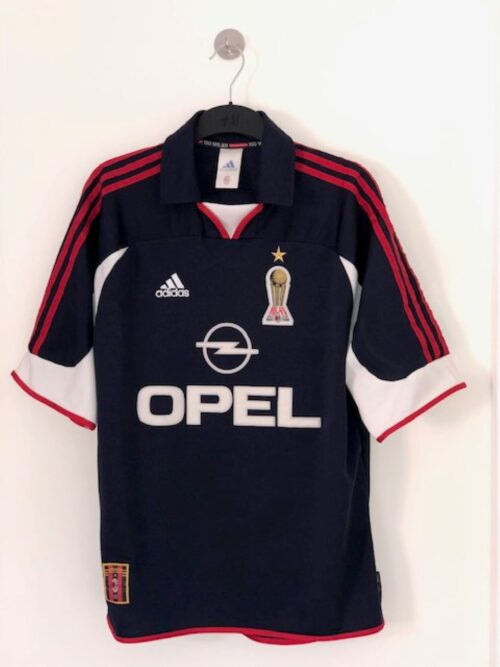 AC Milan 1999 - 2000 100 Year Centenary Third Shirt