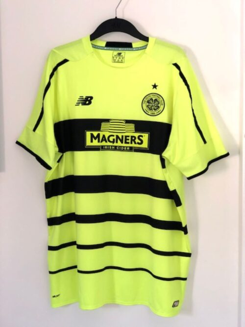 Celtic Away 2015 - 2016 Away Shirt
