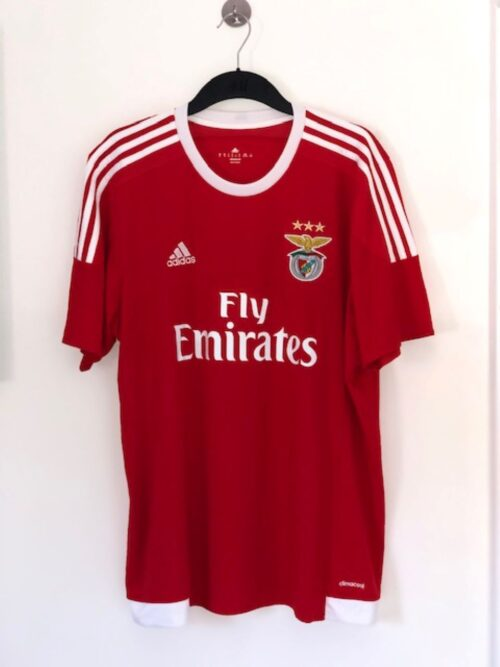 S.L.Benfica 2015-2016 Home Shirt
