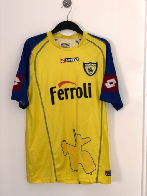 Chievo Verona 2005-2006 Home Shirt
