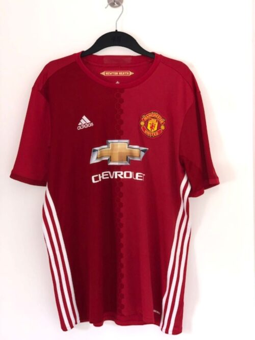 Manchester United 2016-2017 Home Shirt