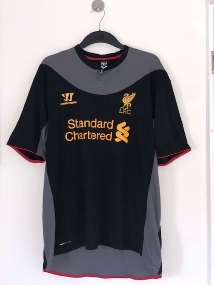 Liverpool 2012-2013 Away Shirt